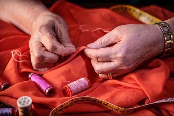 Ladies Alterations Repairs